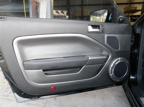 mustang door panel insert door panel problems any suggestions page 2 the