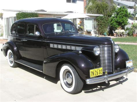 1938 Buick Century For Sale by Buick Century 4 Door Sedan Trunk Back 1938 For Sale