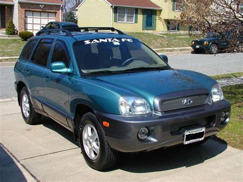 Hyundai Santa Fe Modification by Kevkaos69 2003 Hyundai Santa Fe Specs Photos