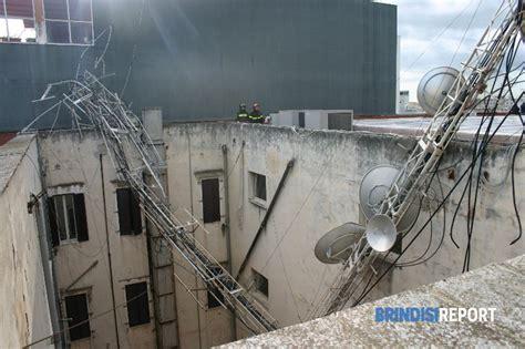 tralicci per antenne traliccio caduto finita messa in sicurezza