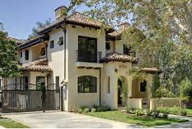 Willow Glen Spanish Style House Mediterranean Exterior San The South Bay An Architectural Melting Pot The Local South Bay House Plans With Courtyard On Mexican Spanish Style Home Designs Spanish Style House