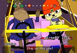10 classic video games that deserve an hd remake With parappa the rapper bathroom rap