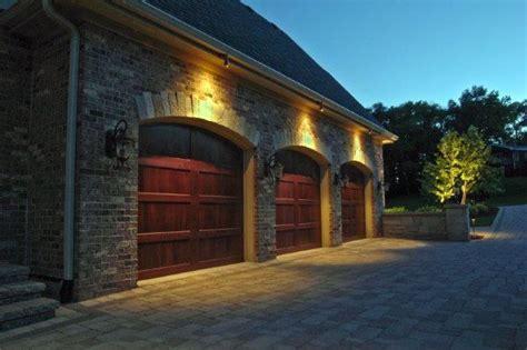 Einbauleuchten Garage by 50 Outdoor Garagen Beleuchtung Ideen Au 223 En Beleuchtung