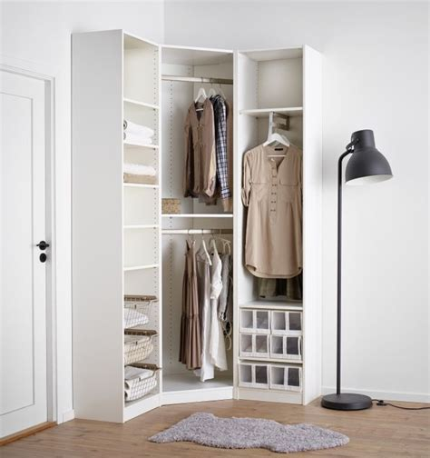 Eckschrank Schlafzimmer Ikea by Pax Fatask 225 Pur Fatask 225 Par In 2019 Corner Wardrobe