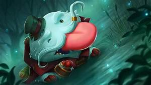 Tahm Kench Poro LoLWallpapers