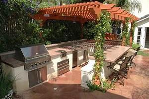 Outdoor Kitchen Design: How to Design Outdoor Kitchen