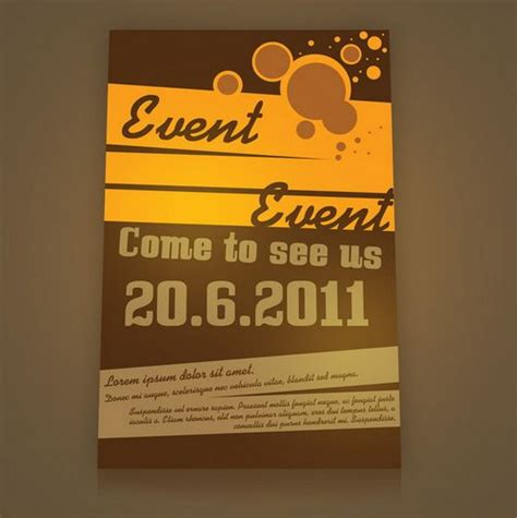 free poster template 30 free poster flyer templates in psd ginva