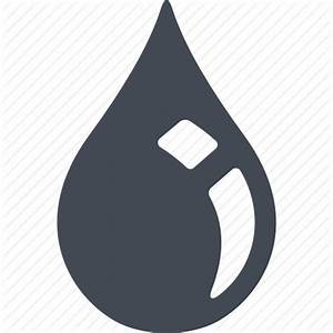 Combustible, drop, fuel, oil and gas, oil drop icon   Icon ...