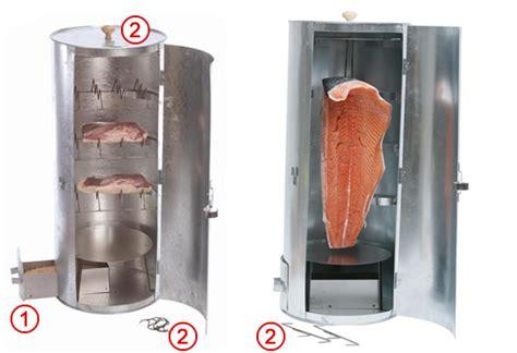 fumoir cuisine plan pour fabriquer un fumoir ã saumon
