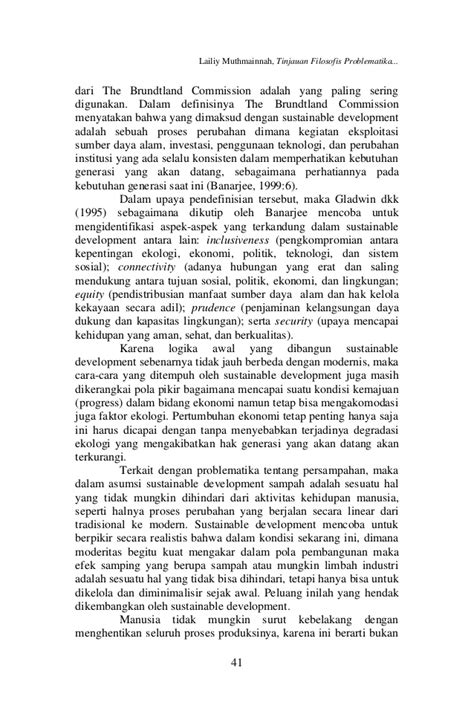 Jurnal Filsafat UGM Vol 18, no 1 (2008)