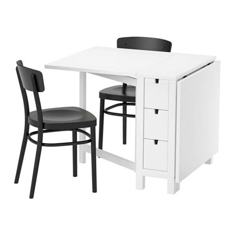 Ikea Tisch Norden by Norden Idolf Tisch Und 2 St 252 Hle Ikea