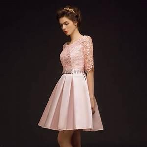 robes de cocktail pas cher grande taille rose en dentelle With robe de cocktail combiné avec chapeau femme pas cher