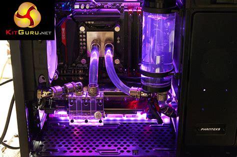 Overclockers UK Infin8 Nebula Custom Watercooled Gaming PC ...