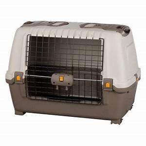 Grande Cage Pour Chien : cage de transport trixie skudo car pour chien zooplus ~ Dode.kayakingforconservation.com Idées de Décoration