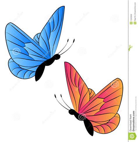 Butterfly Clip Butterflies Cliparts