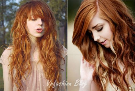 Natural Red Hair Color Ideas Styles   Hairstyles Ideas