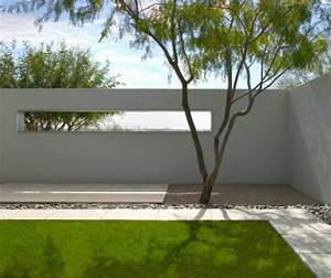 Gartenzaun Aus Beton : moderne gartenz une schaffen sichtschutz im au enbereich ~ Sanjose-hotels-ca.com Haus und Dekorationen