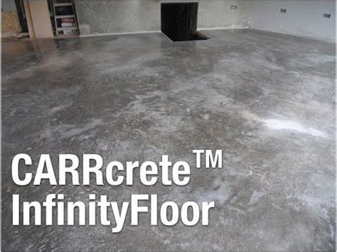Polished Concrete Floors Bath   YouTube