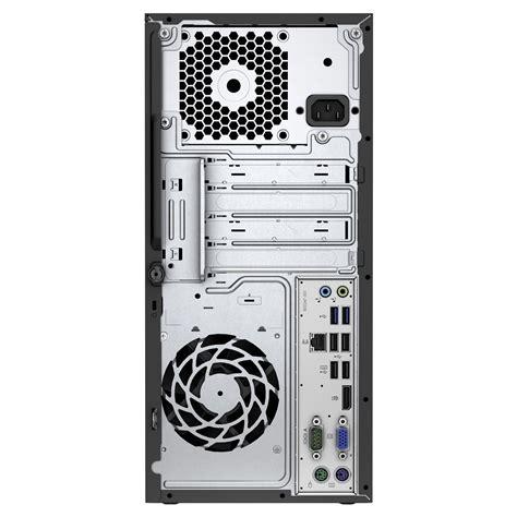 le bureau tactile hp prodesk 400 g3 p5k05et pc de bureau hp sur ldlc com