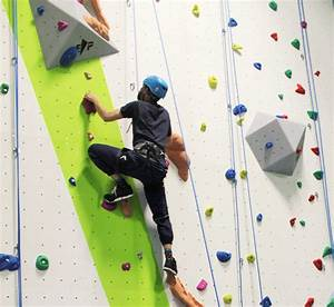 Climbing Wall - West Wight Sports and Community Centre