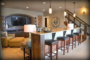 63, Finished, Basement, U0026quot, Man, Cave, U0026quot, Designs, Awesome, Pictures
