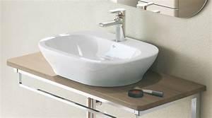 Waschtisch Mit Becken : waschbecken waschtisch online kaufen megabad ~ Markanthonyermac.com Haus und Dekorationen