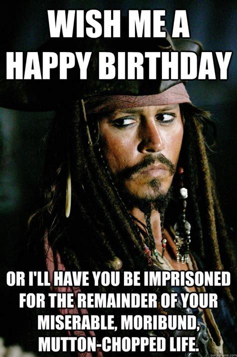 Captain Jack Sparrow Memes - captain jack sparrow funny meme