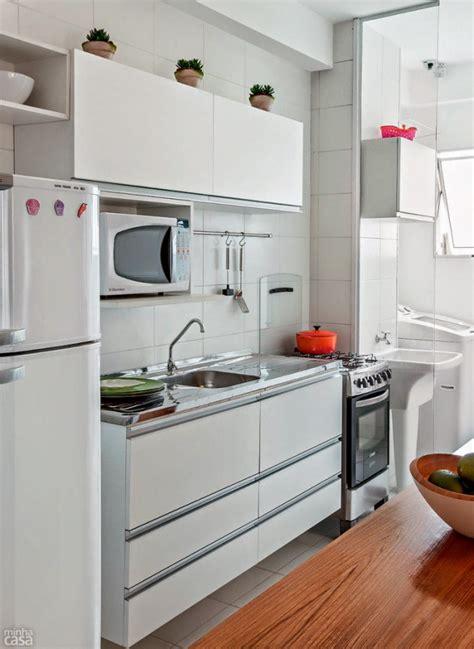 espace cuisine attrayant idee amenagement cuisine petit espace 10