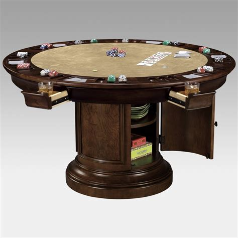 dining table  converts  game table