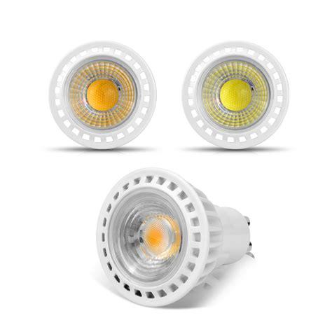dimmable      gu  led bulb spot light