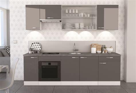 meuble de cuisine but meuble bas de cuisine contemporain 1 porte 1 tiroir blanc