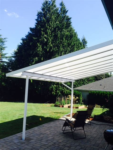 acrylite aluminum and acrylic patio cover deck masters
