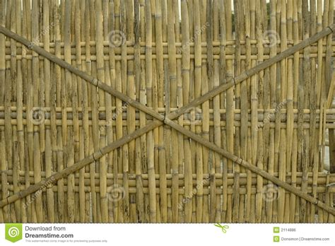 bamboo fence background philippines royalty  stock