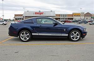 "2010 Ford Mustang V6 Premium Coupe ""Blue Thunder"" (6 of 11… 