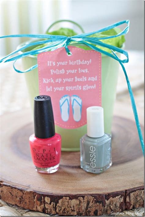 girly birthday gift ideas    southern