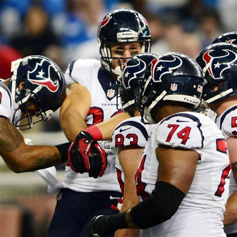 Texans vs. Lions: Houston's Biggest Winners and Losers ...
