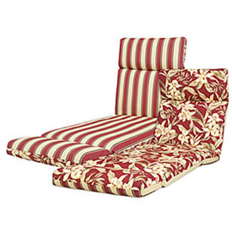 Big Lots Lounge Chair Cushions by View Outdoor Reversible Chaise Cushions Deals At Big Lots