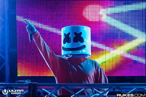 Marshmello Releases New Track With Bastille,