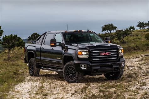 2017 GMC Sierra HD All Terrain X Revealed   GM Authority