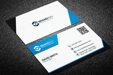 creative business card  graphic pick