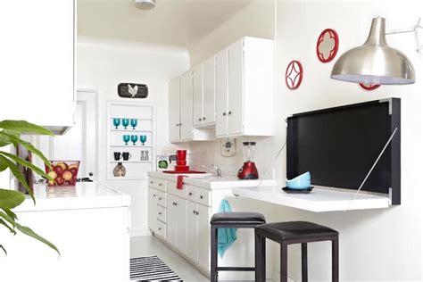 table gain de place cuisine gain de place dans la cuisine astuces meubles et