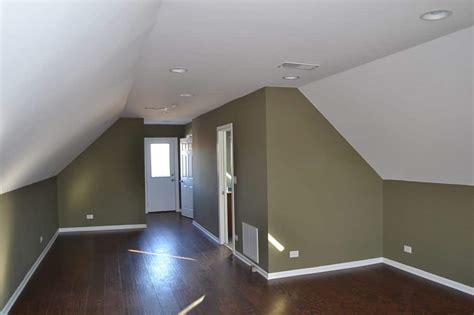 attic finish barts remodeling chicago il
