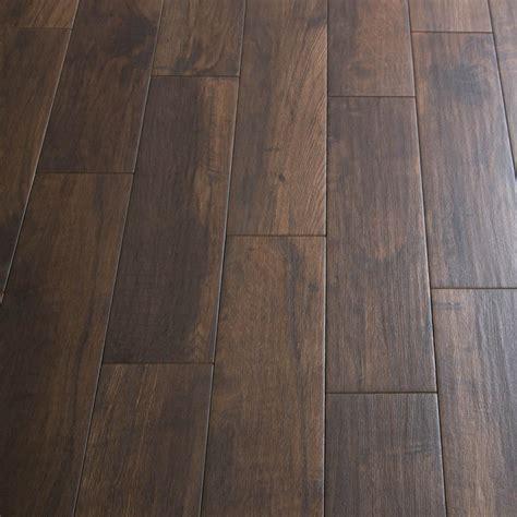 Fußboden Fliesen In Holzoptik by Quot Wood Teak Quot Bodenfliese 15 0x60 8 Cm Feinsteinzeug Fliese