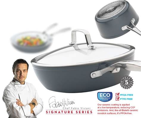 cookware bialetti induction bakeware ceramic nonstick