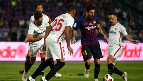 FC Barcelona - Sevilla | Previa, horario, dónde verlo y ...