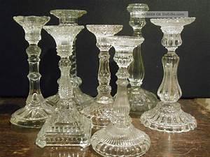 Kerzenständer Glas Hoch : kerzenst nder pressglas bestseller shop mit top marken ~ A.2002-acura-tl-radio.info Haus und Dekorationen