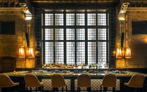 Bar Accessories Nyc by Grand Central S Secret Bar Just Reopened Travel Leisure