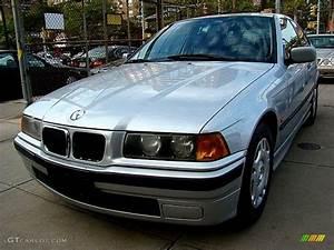Arctic Silver Metallic 1998 BMW 3 Series 318ti Coupe