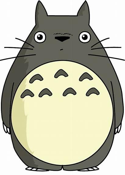 Totoro Silhouette Clipart Cliparts