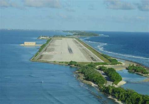 Beautiful Island Airports From Around the World